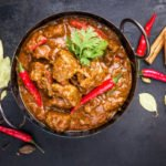 Lamb Vindaloo (G,L)