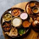 Meat Thali (G) | For one