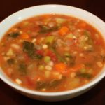 Vegetable Soup (G,L)