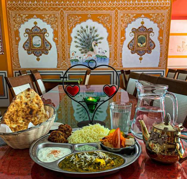 traditional Indian meals